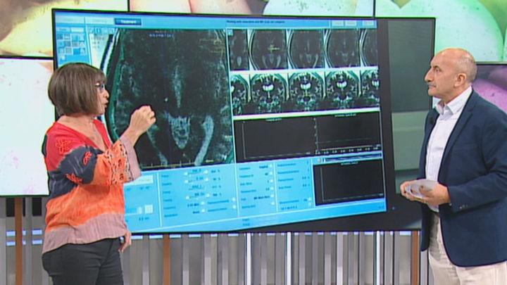 Una técnica de ultrasonidos desarrollada por HM Hospitales ayuda en la terapia contra el párkinson