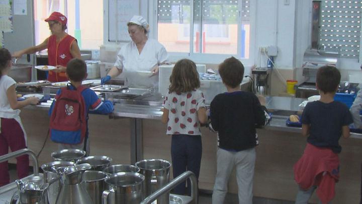 El Ayuntamiento de Madrid aumenta un 64% las becas de comedor para guarderías