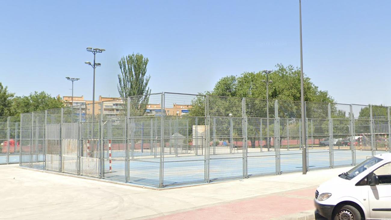Baby Deporte en la calle Dámaso Alonso de Alcalá de Henares