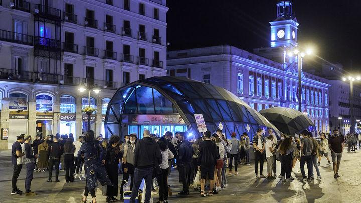 Detenidos otros dos jóvenes por la agresión junto a la Puerta del Sol