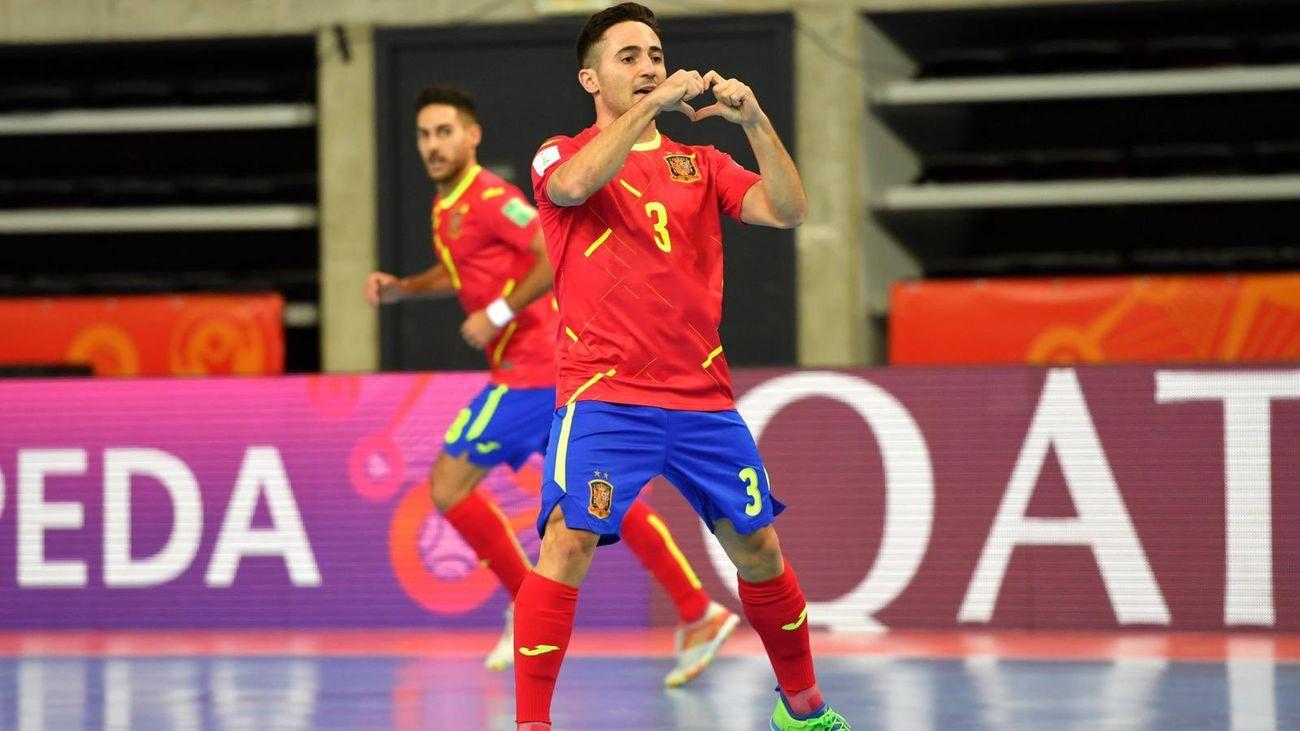 """Borja Díaz: """"Queremos ganar el Mundial"""""""