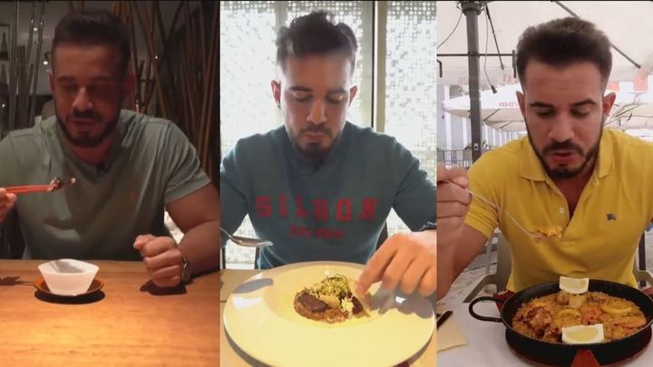 Cenamos con Pablo Cabezali, el influencer gastronómico de moda