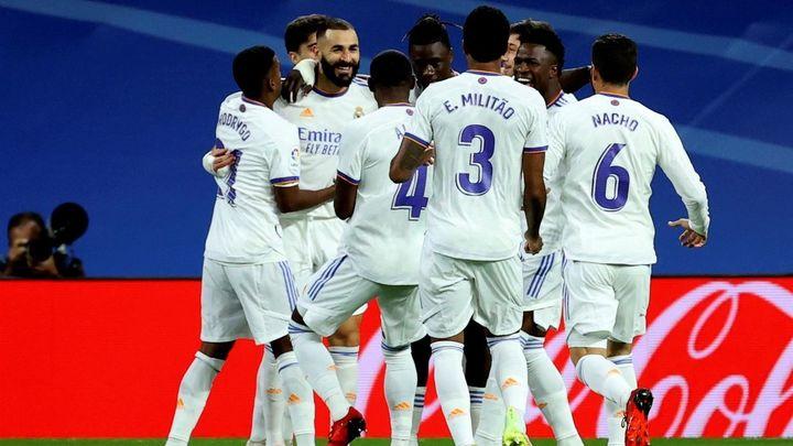 Real Madrid, el rey del gol en Europa