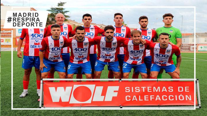 El Navalcarnero se enfrentará al Villanovense en la Copa RFEF