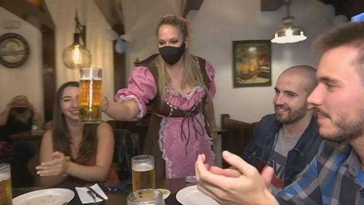 El Oktoberfest, la emblemática fiesta de la cerveza, vuelve a Madrid