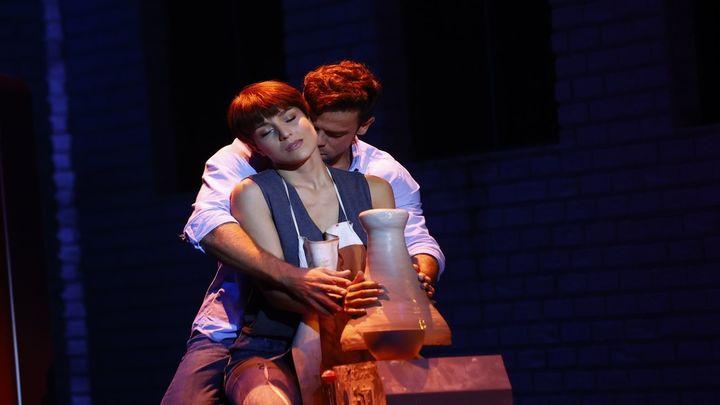 David Bustamante protagoniza el musical 'Ghost' en el Teatro EDP Gran Vía