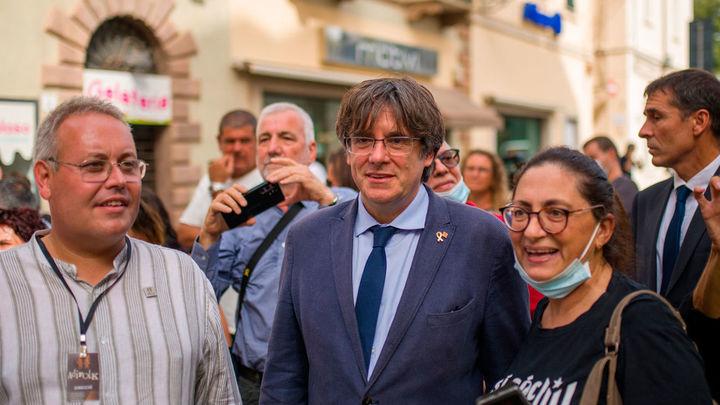 Puigdemont retorna su agenda en Bruselas tras su puesta en libertad