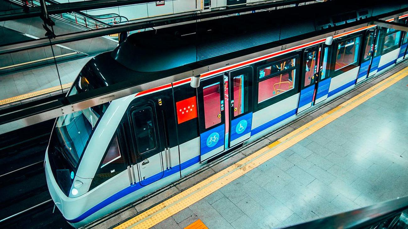 Reabierto el tramo de la L7 de metro entre las estaciones de La Rambla y el hospital del Henares
