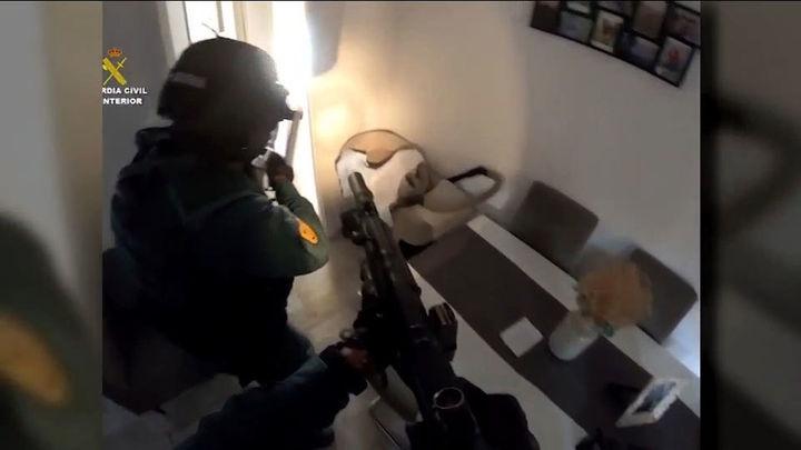 Desmantelan la organización de 'El Carpintero', uno de los narcos más importantes de Cádiz y Huelva