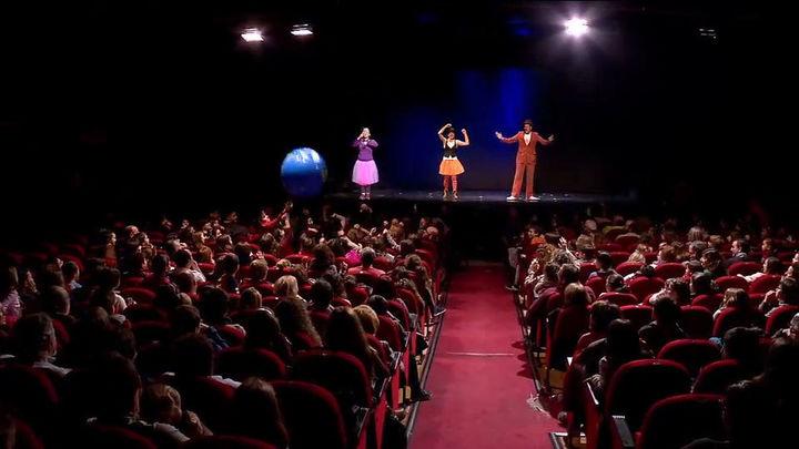 Los teatros madrileños recuperan su público