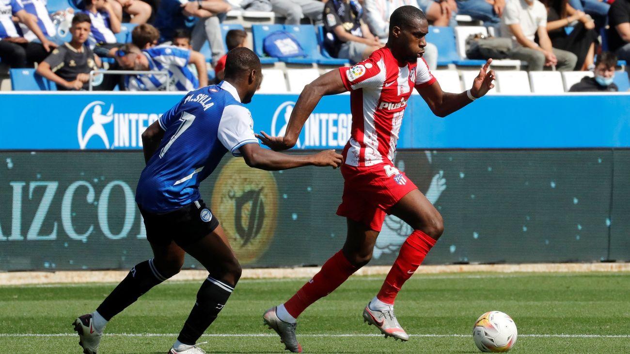1-0. El Atlético se estrella contra el Alavés