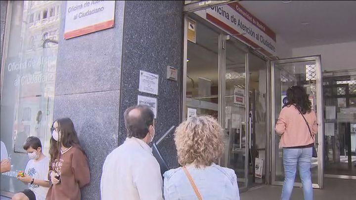 La Oficina de Atención al Ciudadano de la Comunidad de Madrid amplia sus horarios