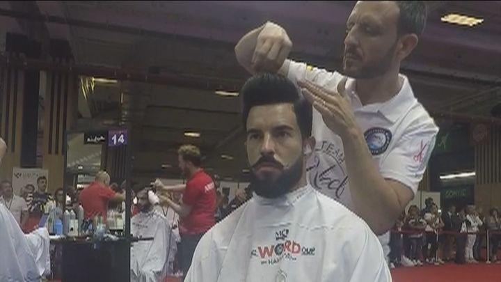 Paco Nogueras, el mejor peluquero de España, se presenta al Campeonato Mundial de Peluquería de Japón