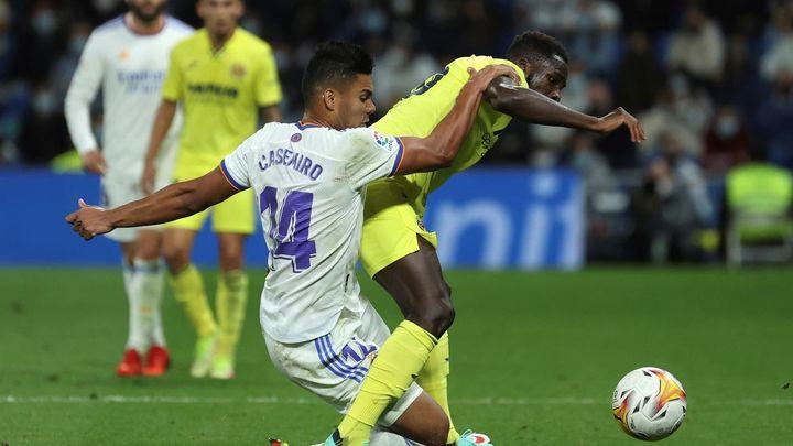 0-0. El Villarreal rebaja la euforia del Madrid que no pasó del empate