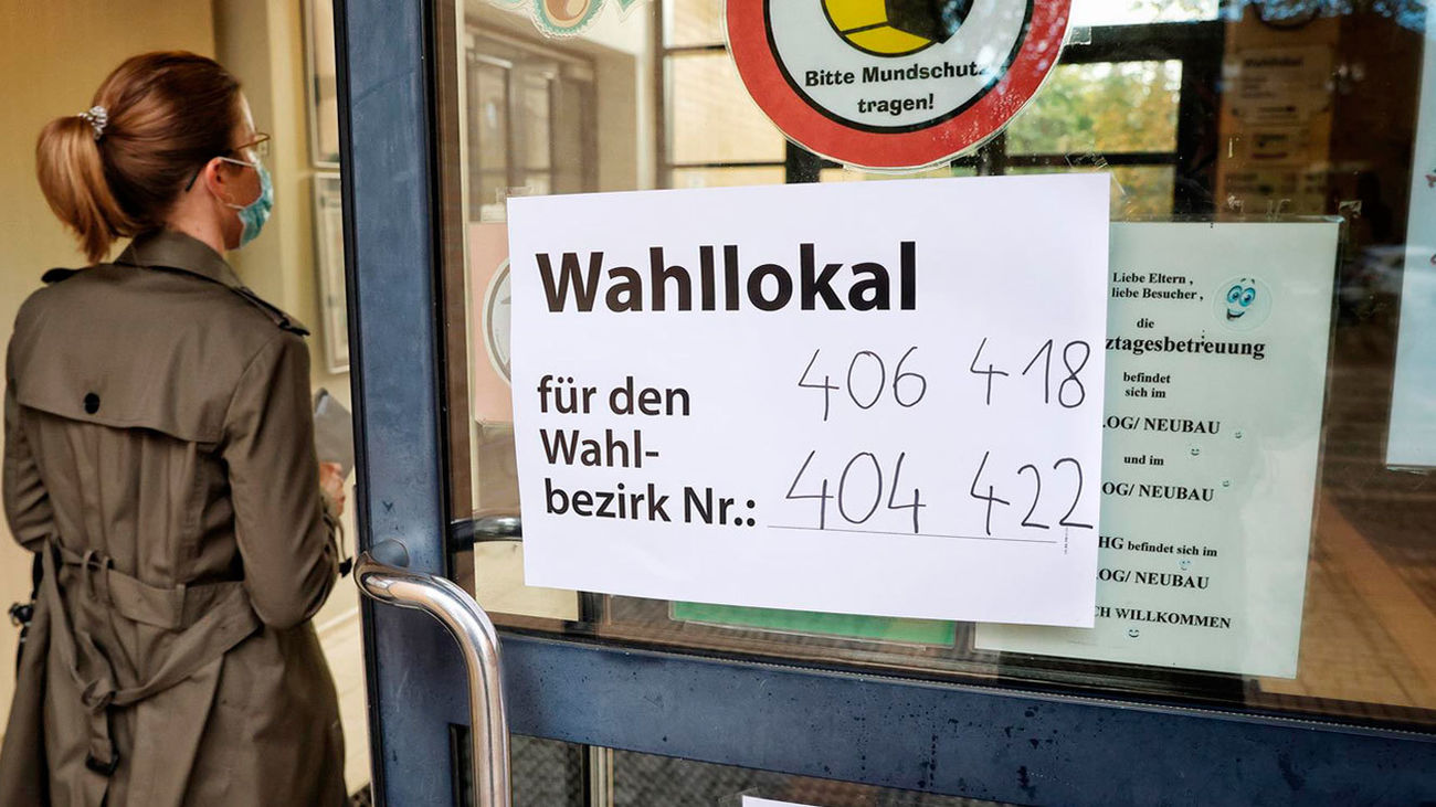"""Más de 60 millones de alemanes convocados a las urnas en el fin de """"la era Merkel"""""""