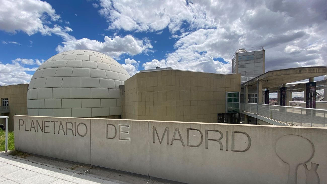 El Planetario de Madrid cumple 35 años