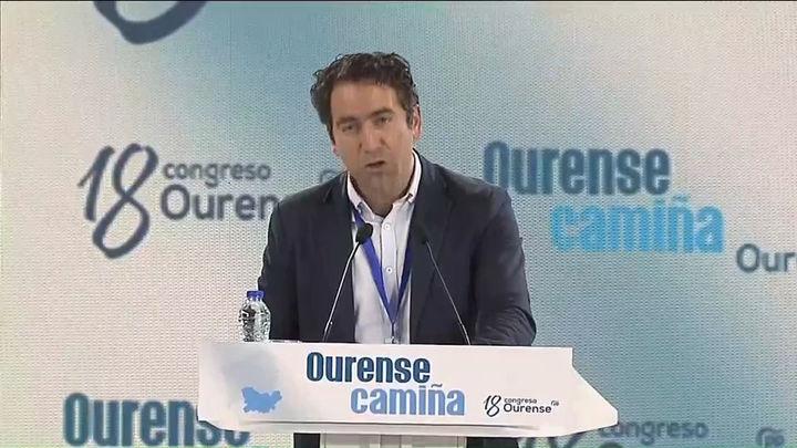 El PP acusa a Sánchez de ultimar unos presupuestos al dictado de las exigencias de los independentistas