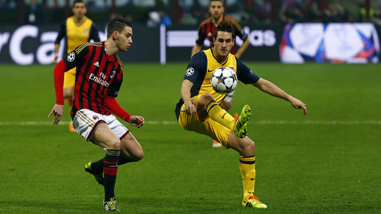El Atlético ante el Milan, otra 'final' en San Siro