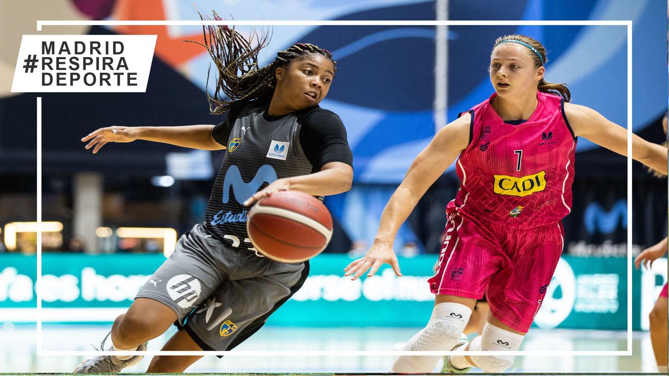 Estudiantes y Leganés pierden en su debut en la Liga Femenina de baloncesto