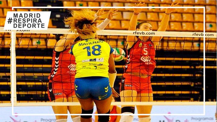 Voleibol Alcobendas, subcampeón de la primera Supercopa Iberdrola