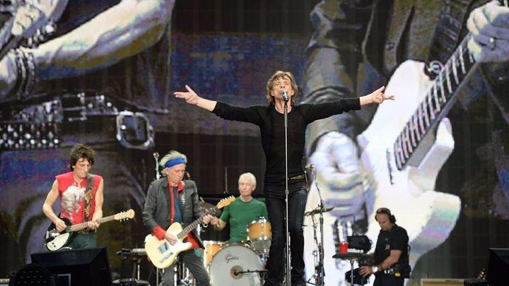 Los Rolling Stones vuelven de gira con Charlie Watts en el recuerdo