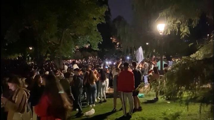 Buenos Días Madrid 27.09.2021 (8.00 - 9.00)