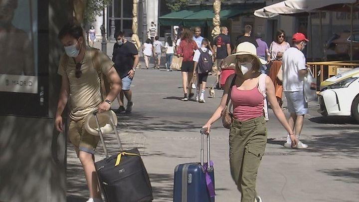 Madrid vuelve a llenarse de turistas