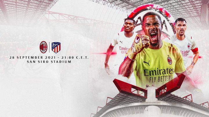 El Atlético busca sorprender al Milan