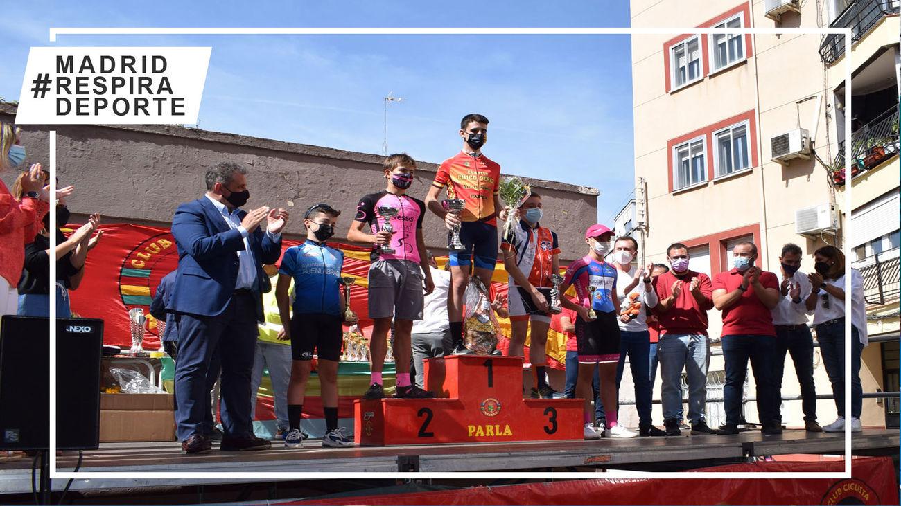 El Trofeo Chico Pérez corona a Adrián Ortega y a Alem Herráiz