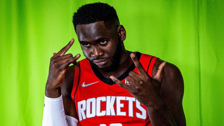 Garuba, novato en Houston Rockets, un madrileño en Texas