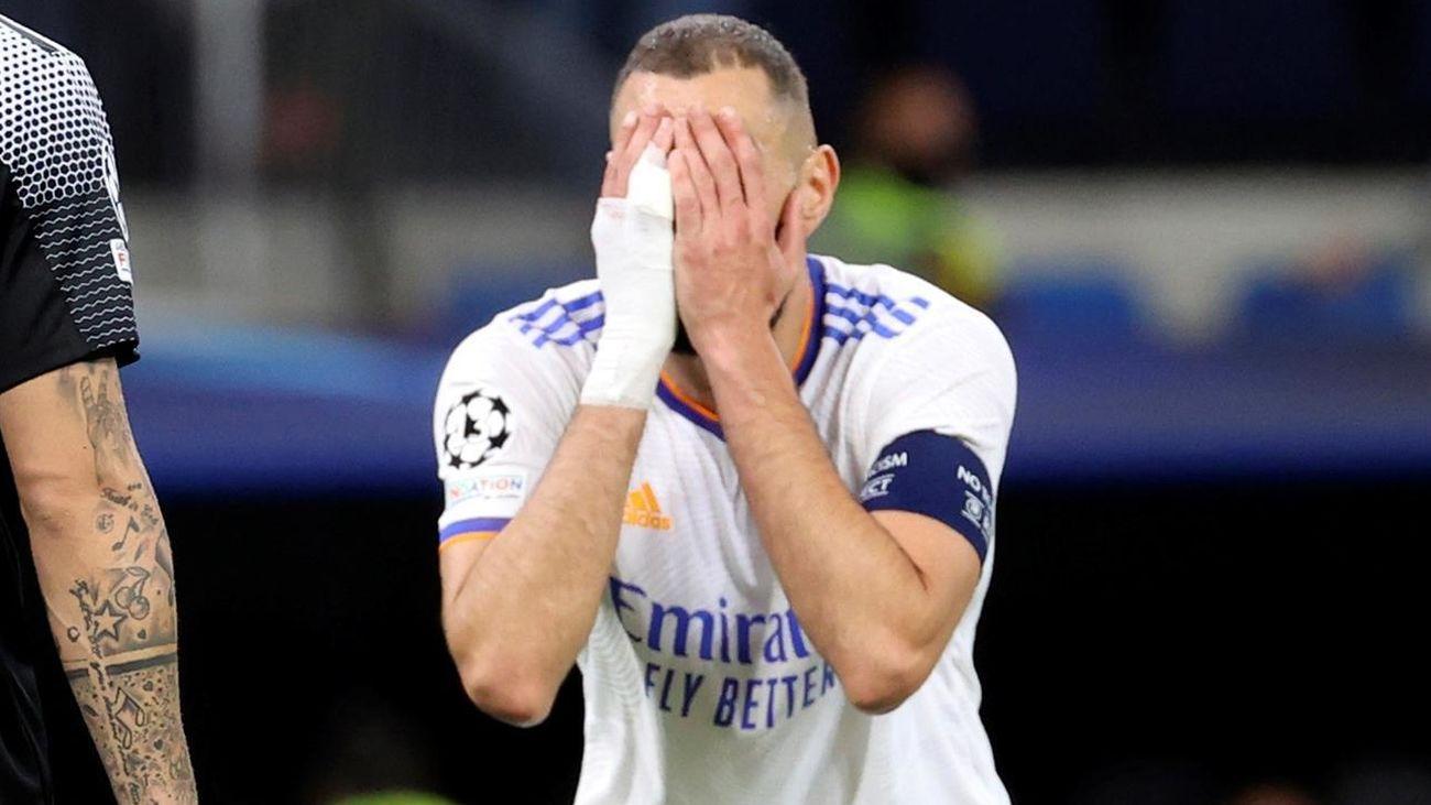 1-2. El Real Madrid no se lo cree, cae ante la 'cenicienta' Sheriff