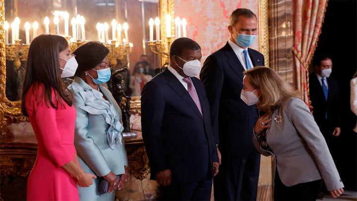 El rey ofrece el apoyo de España para que Angola diversifique su economía