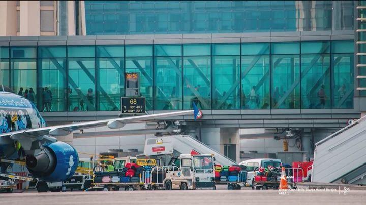 """Primer paso para ampliar el aeropuerto de Barajas y convertirlo en el """"centro logístico del sur de Europa"""""""
