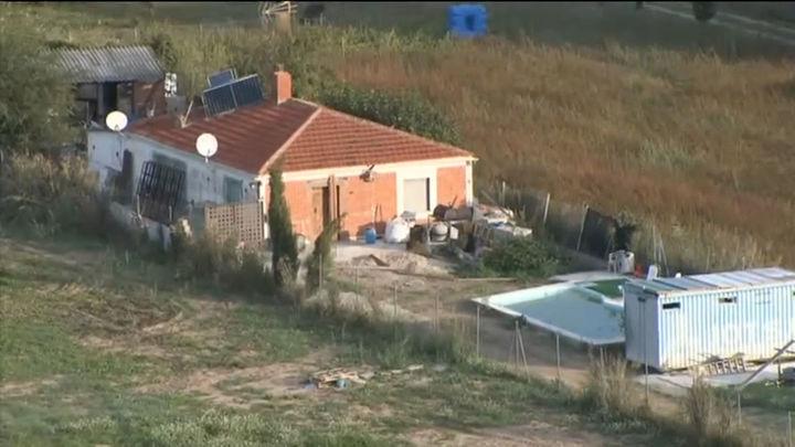 Vecinos de la comarca de Las Vegas alertan del levantamiento de asentamientos ilegales en las zonas de cultivo
