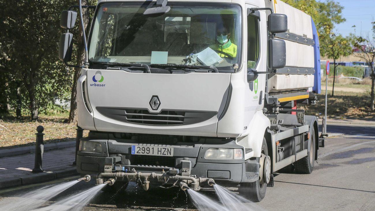 Más de 145 millones de euros para la limpieza y recogida de basurasen Móstoles