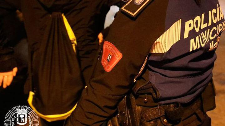 Detenido un hombre con una bolsa de heroína en la Cañada Real