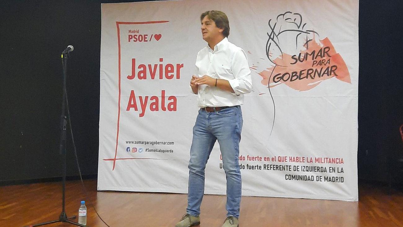 """El alcalde de Fuenlabrada llama a la """"rebeldía de los militantes"""" del PSOE-M"""