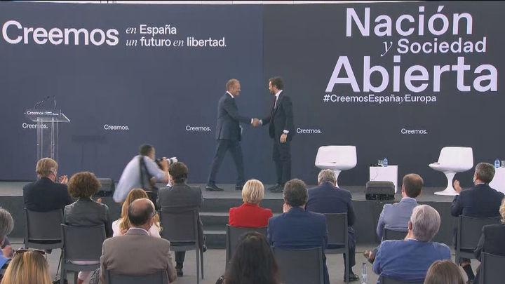 """Casado recibe el apoyo de líderes europeos: """"Gana por el bien de España y de Europa"""""""