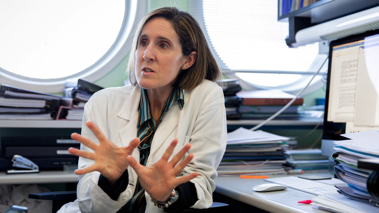 """Isabel Sola, investigadora del CSIC: """"Lo que nos está haciendo ganar la batalla contra el virus es la inmunidad"""""""