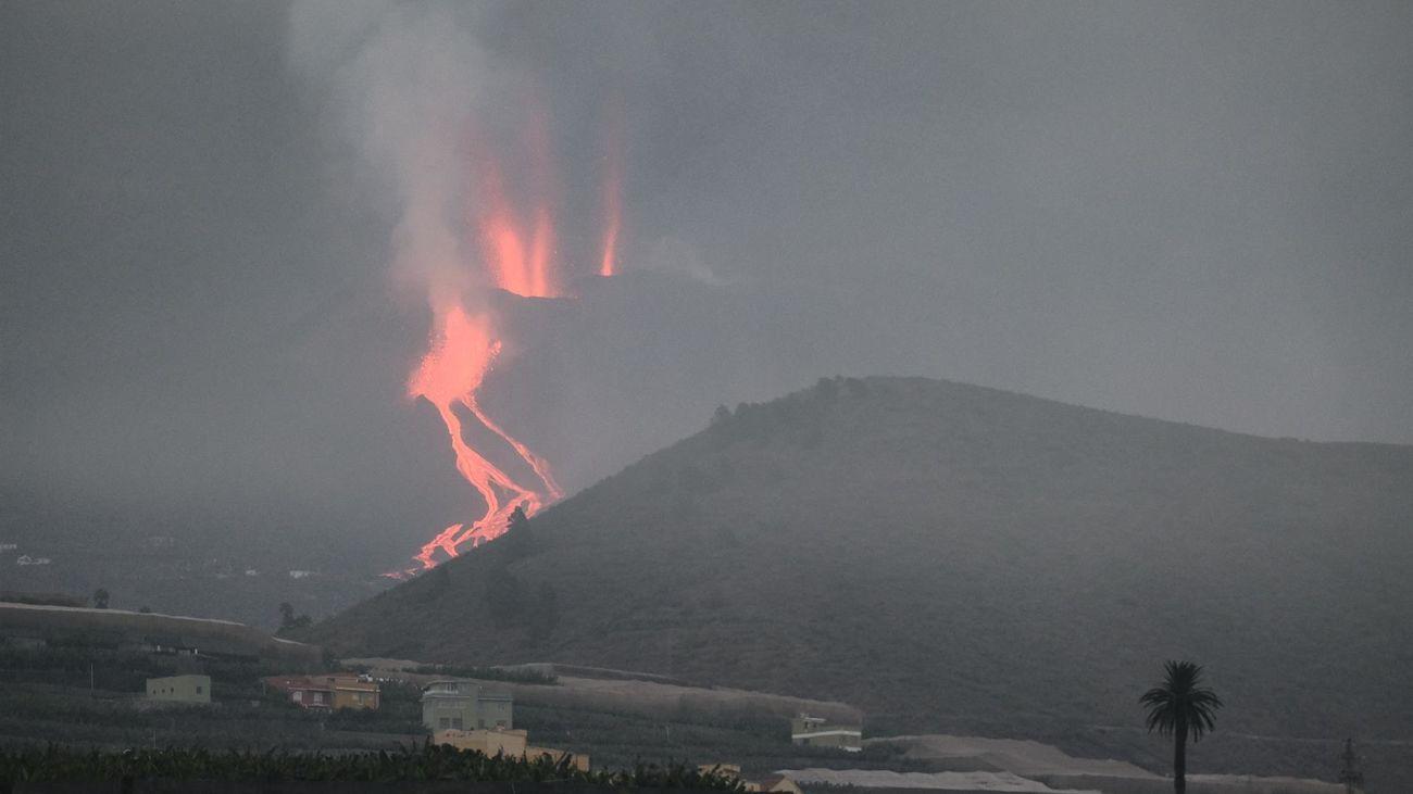 El Gobierno concederá 10,5 millones de euros en ayudas a los afectados por el volcán de La Palma