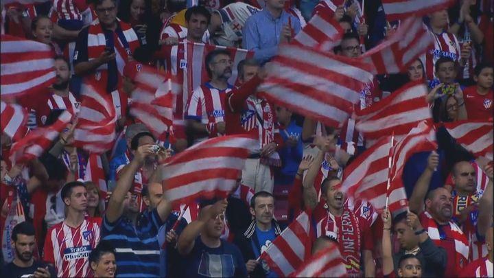 El sábado el Wanda podrá tener el 100% de aforo en el Atlético-Barça