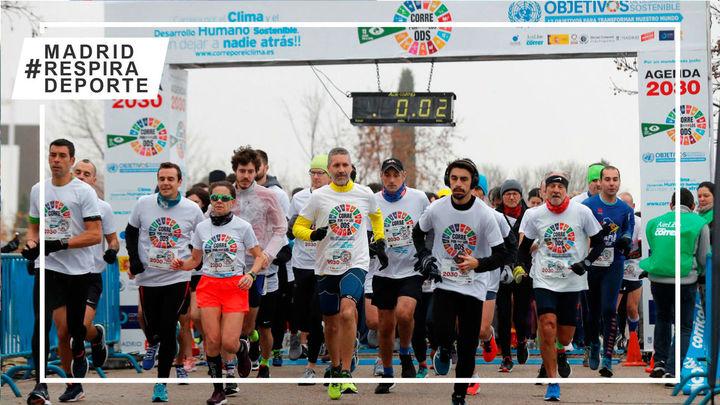 Madrid corre este domingo por un mundo mejor