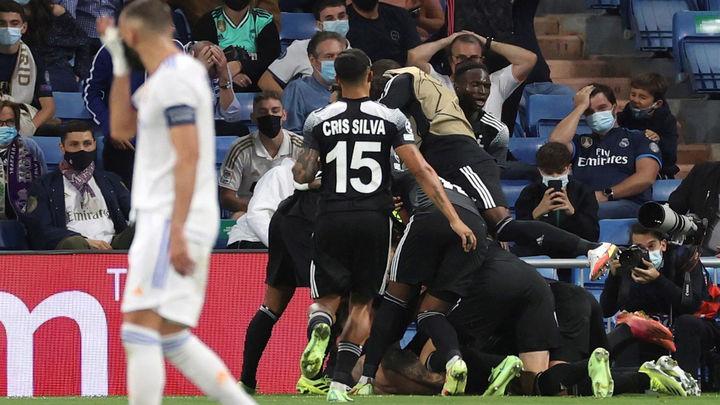 Regreso amargo del Real Madrid al Bernabéu