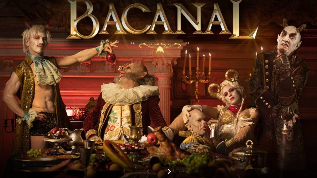 El Circo de los Horrores regresa a Madrid con 'Bacanal'