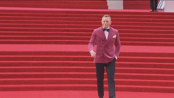 Estreno  mundial de la última de 007 'Sin tiempo para morir' con la que Daniel Craig se despide de Bond