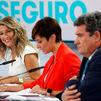 Las diferencias de criterio en el Gobierno llegan a la rueda de prensa de Moncloa