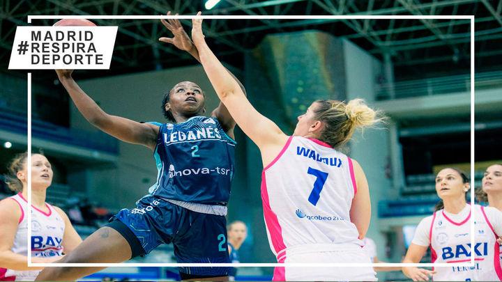 El Baloncesto Leganés suma su primera victoria en la Liga Femenina