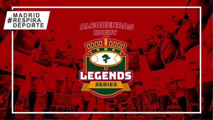 Rugby LegendsSeries, un evento deportivo único en Alcobendas