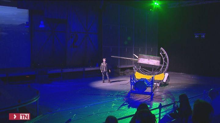 'Hangar 52'  trae a Ifema el espectáculo de magia con mayor producción de Europa