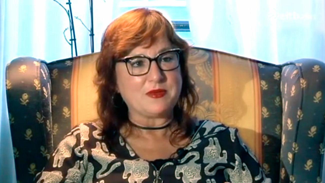 """Miren Agur Meabe pone en valor el Premio Nacional de Poesía como """"mujer, poeta y euskaldún"""""""